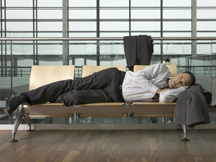 reduce the impact of jet lag